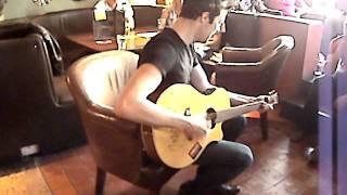 Jon Fratelli - Johnny Come Last Manchester Odder Bar 30.06.11