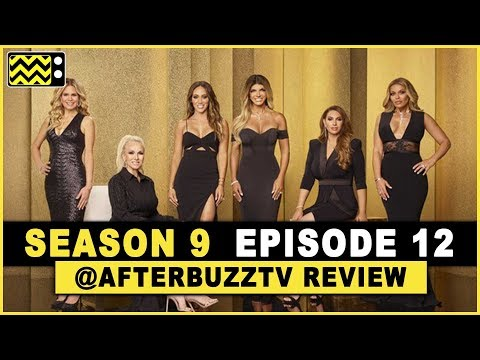 Real Housewives of New Jersey Season 9 Episode 12 Review & A