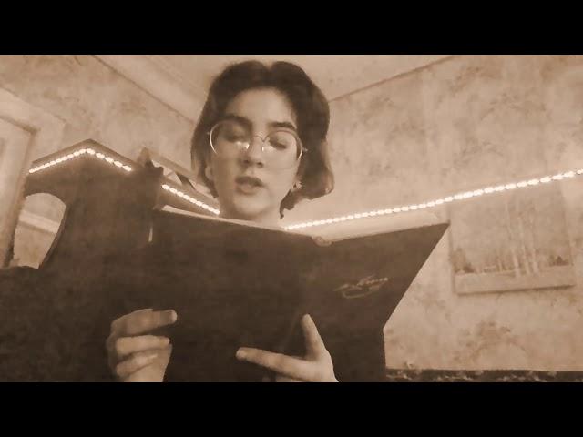 Изображение предпросмотра прочтения – МаритаАлександрова читает произведение «Записки сумасшедшего» Н.В.Гоголя
