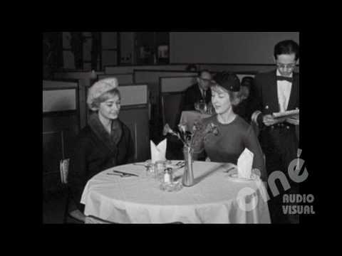 Seven Seas Restaurant, ca. 1961, Edmonton, Alberta