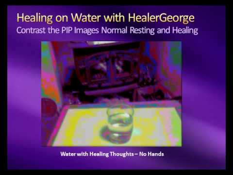 PIP Water Healing Demonstration