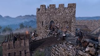Mount and Blade 2: Gameplay-Preview im Video zum Mittelalter-RPG