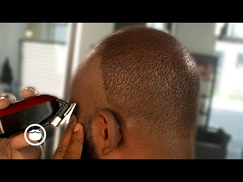 The Best Men's Head Shave Tutorial with Ben Wilson | Slikhaar TV Collaboration