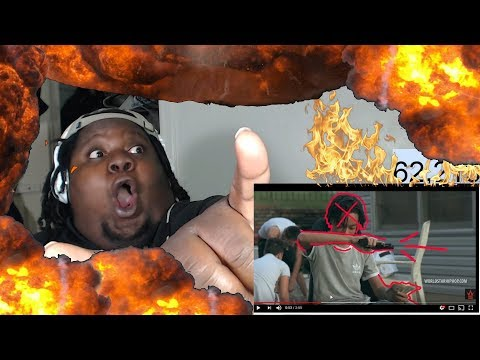 "AYE!!! HE LIT! YBN Nahmir ""Rubbin Off The Paint"" (WSHH Exclusive - Official Music Video) REACTION!!!"