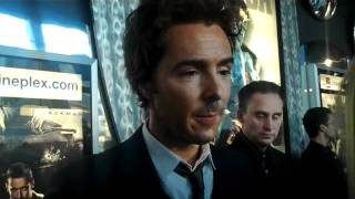 Shawn Levy Real Steel Red Carpet