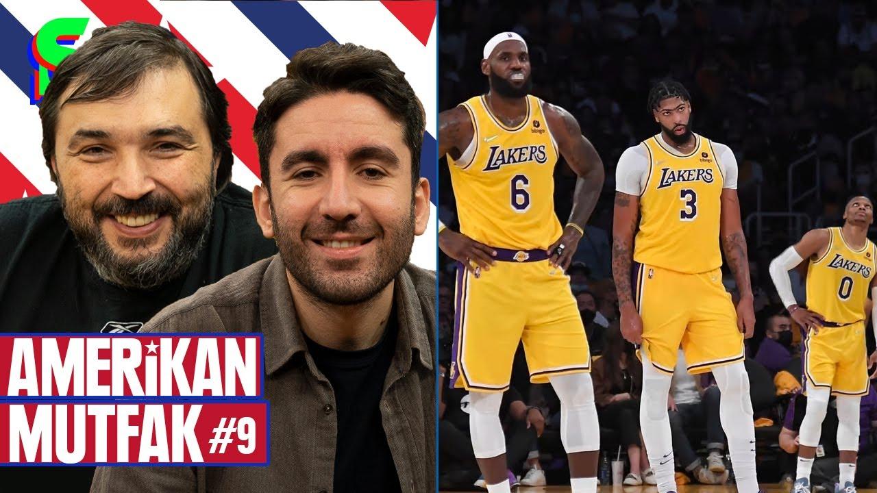 Download Westbrook'lu Lakers, Ja Morant, Yeni Faul Kuralları I Kaan Kural-İnan Özdemir & Amerikan Mutfak B9