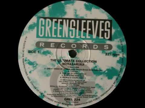 Mutabaruka Feat. Dennis Brown & Ini Kamoze - Great Kings Of Africa [Greensleeves Records 1996]