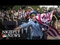 Fact-Checking President Donald Trump's Claims About Charlottesville   NBC Nightly News