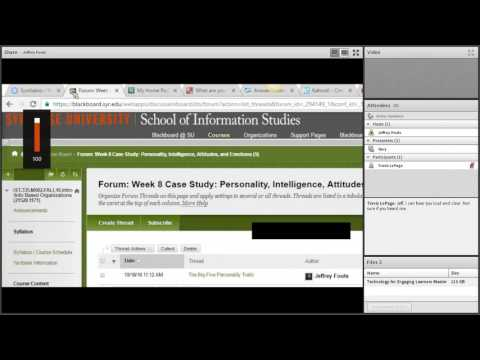 Using Instructional Technology to Help Engage Students in the Classroom
