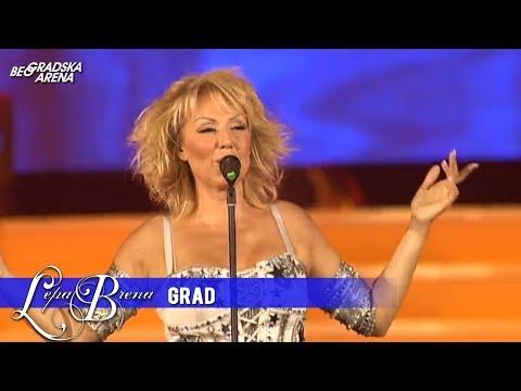 Lepa Brena - Grad - (LIVE) - (Beogradska Arena 20.10.2011.)