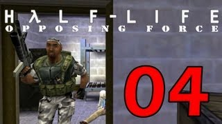 Half Life Opposing Force Chapter 04 Missing in Action [Longplay] [PC] [1080p]