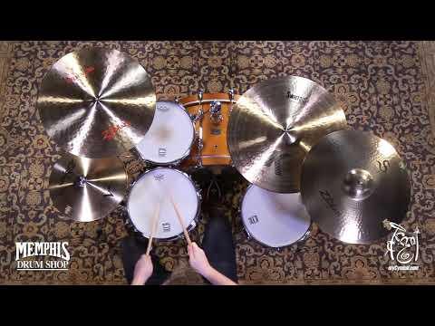 Zildjian cymbal dating guide