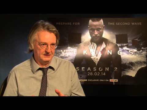 Vikings - Michael Hirst and Clive Standen Interview