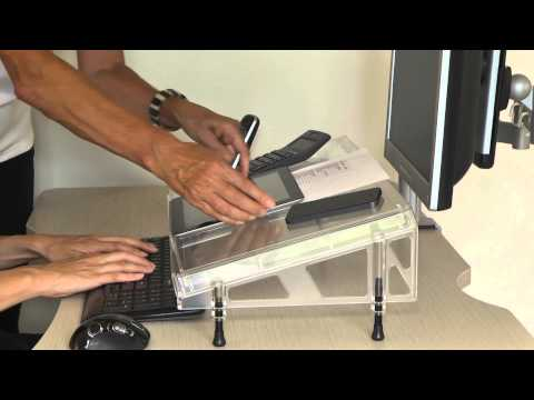 Microdesk Assembly & Usage