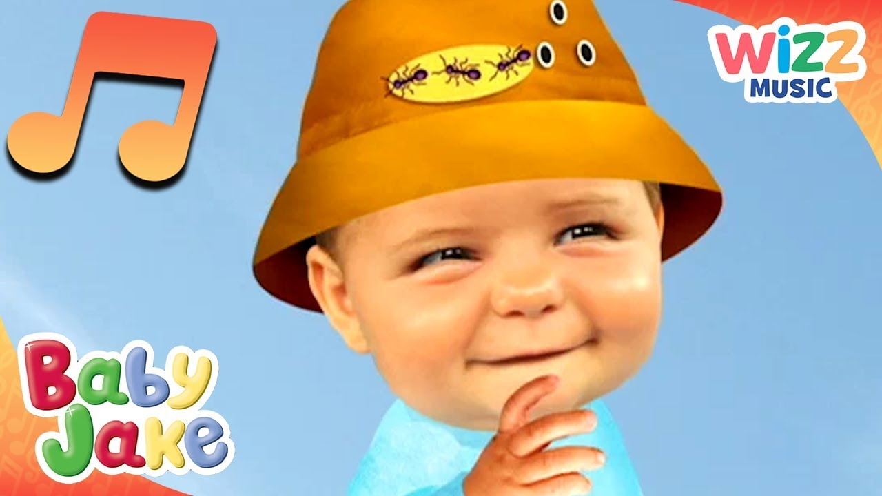 Solar Space Songs for Kids | Baby Jake | Wizz Music - YouTube