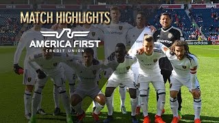 RSL v. CHI: Broadcast Highlights 3/11/2017