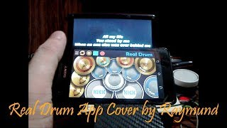 One Direction - Drag Me Down (Real Drum App Cover by Raymund)