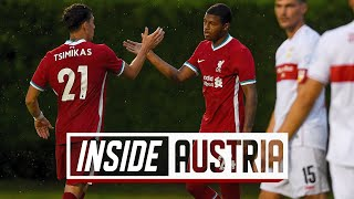 Inside Austria: Liverpool 3-0 Stuttgart | Behind the scenes in pre season