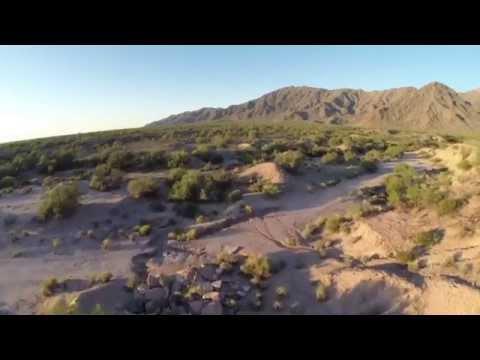 Metallic Falcons ❂ Desert Cathedral (Sierra Casady & Matteah Baim) HD