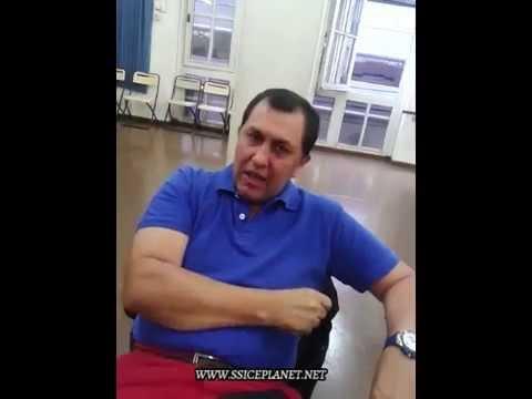 Marcos Patiño (Ikki) manda un mensaje por CDZ Leyenda del Santuario
