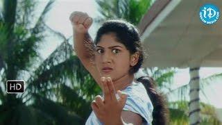 Jodi No 1 Movie - Sandeep, Sreeja Fight Scene