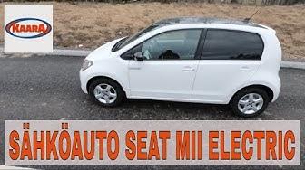 Koeajo: sähköauto Seat Mii Electric 2020