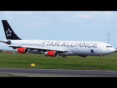 Flyvergrillen | CROSSWIND at Copenhagen Kastrup | Go-around | 08/06/2017