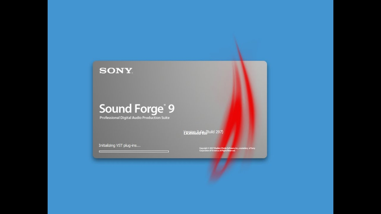 sound forge 5.0 free download
