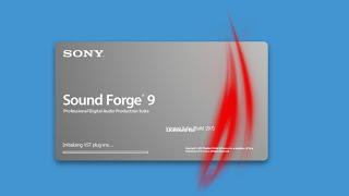 Como instalar o Sound Forge 9 0 + crack