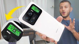 Dieses Smartphone hat ein seltsames Kamera-Setup!