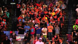 WWE RAW 8/4/14 Full Show HD
