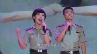 Клип о китайской армии
