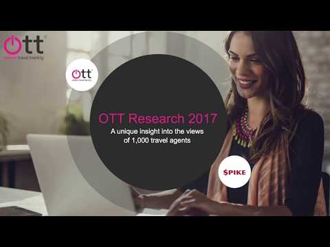SPIKE reveals research results from 1000 Travel Agents