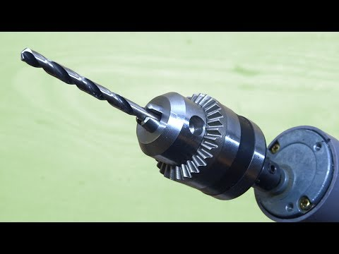 How to make Drill Machine simple and very powerful