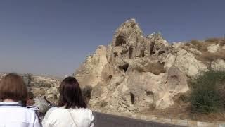 НАЦИОНАЛЬНЫЙ ПАРК ГЁРЕМЕ (Göreme Millî Parkı ve Kapadokyanın. Cappadocia Turkey) (4)