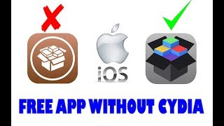 Install Apps on IOS without jailbreak and App Store