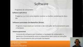 Curso online de windows 7 completo - Aula 1 Introdução a informática