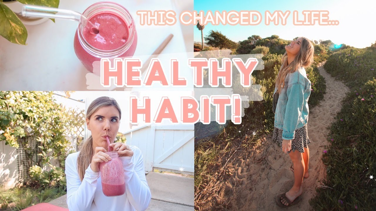 this 1 HEALTHY HABIT Changed My Life | WHAT I EAT | Workout with Me + Healthy Day in the Life