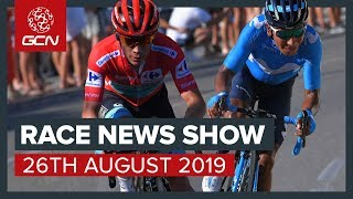 Are South Americans Set To Dominate Cycling? | The Cycling Race News Show