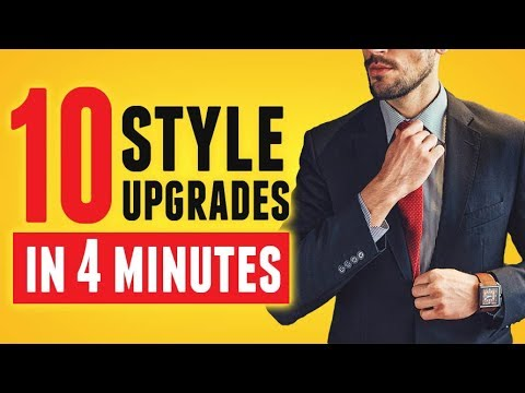 10 QUICK & EASY Casual Style Upgrades (In 4 Minutes!) To Level Up Your Look! | RMRS Style Videos