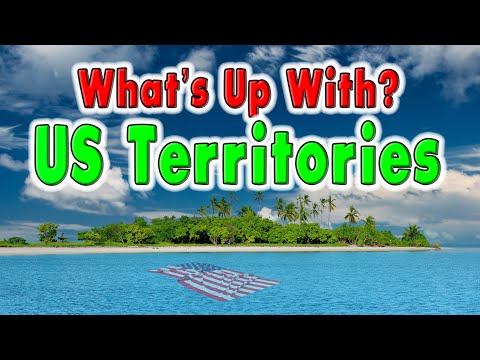 What's Up With The 14 US Territories?