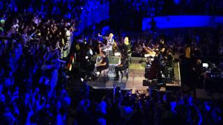 Miley Cyrus Summertime Sadness  LIVE VERIZON CENTER 4-10-2014