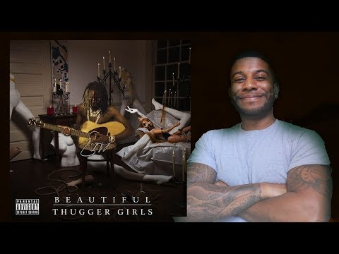 Young Thug - Beautiful Thugger Girls (Reaction/Review) #Meamda