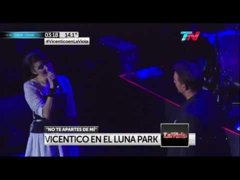 Vicentico en el Luna Park (La Viola HD) -
