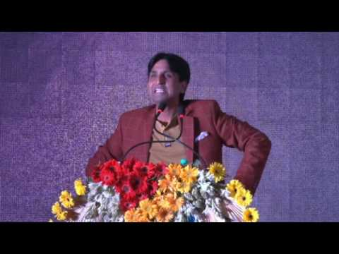 Kumar Vishwas Speaks on Help U Trust 93 Birthday of Gopal Das Neeraj