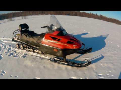 Технические характеристики снегохода «Тайга» СТ-500Д