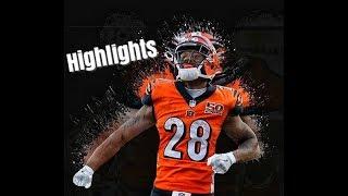 Joe Mixon || 2017-2019 || Ultimate Highlights