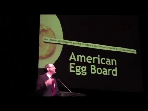 Dr. Michael Greger Exposes The Truth About The Egg Industry