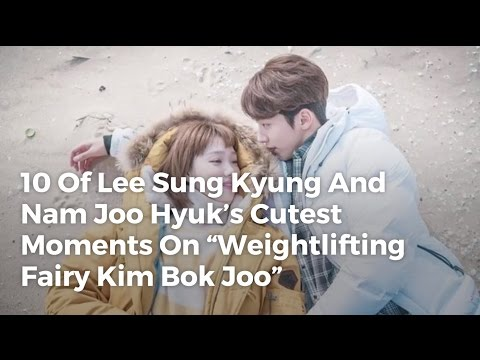 10 Times Lee Sung Kyung And Nam Joo Hyuk Are Relationship Goals
