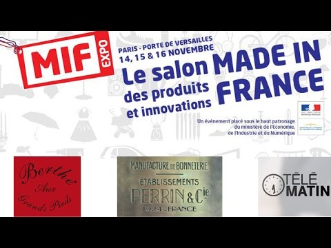 TELEMATIN - SALON MADE IN FRANCE - MIF EXPO 2014